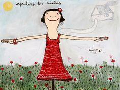 El estilo inconfundible de Eva Armisén - Ahora soy mamá Naive, Eva Armisen, Drawing, Cool Art, I Am Awesome, Disney Characters, Fictional Characters, Aurora Sleeping Beauty, Museum