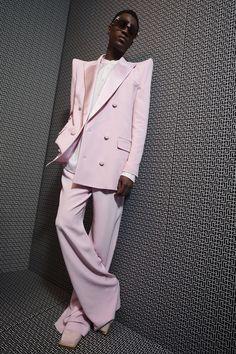 1940s Fashion, Fashion News, Mens Fashion, Fashion Trends, Couture Fashion, Paris Fashion, Backstage, Smoking, Recycled Dress