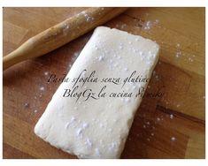 La pasta sfoglia senza glutine veloce e semplice da preparare molto piu' leggera e' realizzata con la ricotta ideale per dolci e salati, vi stupira'!