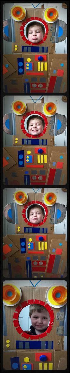 Katydid and Kid: Robot Birthday Party