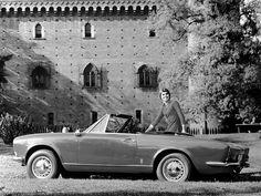 1969 Fiat 124 Sport Spider