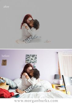 Free Tutorial - How to quickly create the appearance of a solid white background using ACR & Photoshop.   Find more free tutorials at www.morganburks.com Photoshop Elements 15, Photoshop Help, Photoshop Effects, Photoshop Tutorial, Photoshop Photography, Photography 101, Photography Projects, Photography Tutorials, Diy Photo
