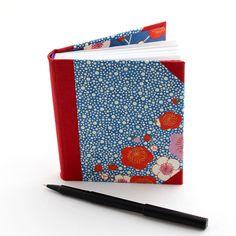 Plum Blossom Journal | #bookbinding by Ruth Bleakley