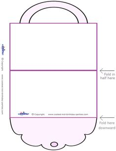 Purse Patterns Free, Handbag Patterns, Card Patterns, Card Making Templates, Templates Printable Free, Free Printables, Cardboard Box Crafts, Paper Crafts, Diy Paper Purses
