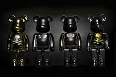 mastermind JAPAN x Medicom Toy Bearbrick Collection