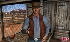 Dave Gregory from Nancy Drew: The Secret of Shadow Ranch