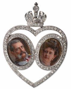 Faberge Imperial pendant.