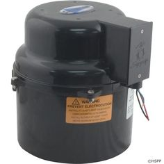 Blower, Air Supply Silencer, 1.5hp,230v, 4.5A, Hardwire
