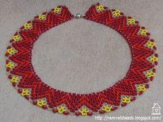 NemVal gyöngyei: A hőségriadó is lehet inspiráló Crochet Earrings, Beaded Necklace, Beaded Bracelets, Necklaces, Ring Tutorial, Beaded Collar, Beaded Jewelry Patterns, Native American Beading, Beading Projects