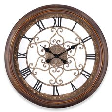 Cooper Classics Audrey Clock