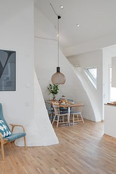 myidealhome:   dining in a nook (via Alvhem)
