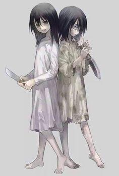 Mikasa and Levi aka The Ackermans