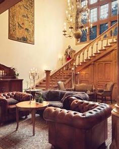 Kaminzimmer - Romantik Hotel Schloss Rettershof