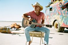 """NEWS: The country music artist, Kenny Chesney, has announced that Brantley Gilbert, Eric Church, Jake Owen, Cole Swindell and Chase Rice, will be joining """"The Big Revival Tour"""" as support, in the United States next year. You can check out the dates and details at http://digtb.us/1sWeEEt"""