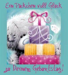 Ein Päckchen voll Glück zu Deinem Geburtstag!