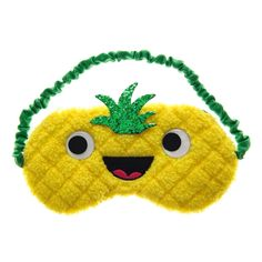 How For Making Your Landscape Search Excellent Plush Pineapple Eyemask Cute Pineapple, Pineapple Ideas, Pineapple Girl, Pineapple Design, Pineapple Clothes, Teen Room Decor, My New Room, Tropical, Girly