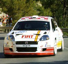 Fuster-Medina Fiat Grande Punto S2000