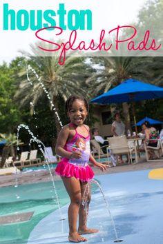 Houston Splash Pads