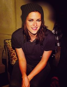 can we be friends please? and may i borrow your hat and all your comfy clothes? you're hot. kthanks.
