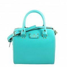 Kate Spade Wellesley Alessa Leather Crossbody Bag Satchel
