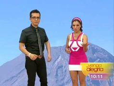 La leyenda del Popocatépetl - Reportaje - Venga la Alegría - TVAzteca - YouTube