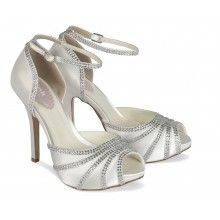 Bellissima Bridal Shoes is a top provider of wedding shoes online. Our selections include a wide selection of heels, flats and sandals from high-end designers. Dyeable Wedding Shoes, Dyeable Shoes, Pink Wedding Shoes, Pink Shoes, Bridal Shoes, Purple Wedding, Pink Paradox, Occasion Shoes, London Shoes