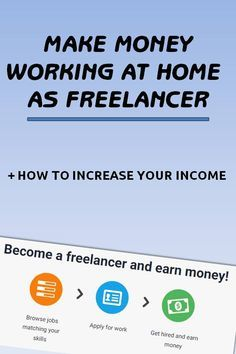 work at home and get paid completing jobs