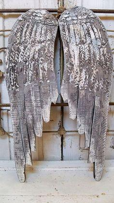Angel Wings ...                                                                                                                                                                                 More