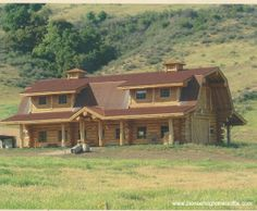 Pioneer Log Homes gallery of images of handcrafted western red cedar log homes and log cabins. Log Cabin Homes, Barn Homes, Log Cabins, Cedar Log, Timber House, Cabins And Cottages, Small Places, Cozy Cabin, Home Pictures