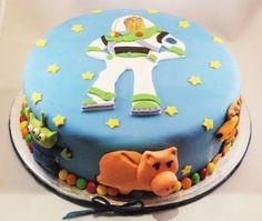 Toy Story By pentolina on CakeCentral.com