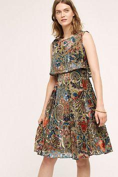 Gardenza Dress #anthropologie #anthrofave