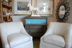 Conversational Chairs Decorum Home & Design
