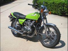 1979 Kawasaki Kz 650 listed for $3,500