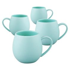 Robert Gordon® Hug Me Mug 11.8oz Set of 4 - Mint