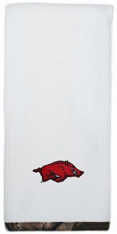 Creative Knitwear University of Arkansas Razorbacks Short Leg Overalls