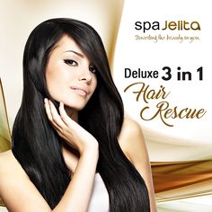 Dry and frizzy hair? Save it from being damaged with our Deluxe 3 in 1 Hair Rescue that repairs hair structure in 3 processes. Feel your soft and shiny hair immediately.  For more information or for making an appointment via WhatsApp (65) 96274977 or call us at (65) 6345 4565.  Visit our website at http://www.spajelita.com for more details Follow us on Instagram: https://www.instagram.com/spa_jelita  #spajelita #spajelitasg #spasg #massagesg #spa #spajelitasingapore #singapore #spaday