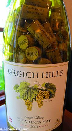 Grgich Hills Estate, Napa Valley Chardonnay