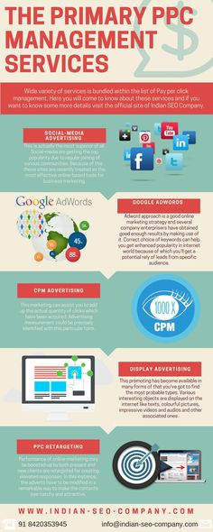 Wide variety of opportunities comes with PPC services, only if you manage it well.
