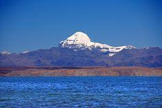 Mount Kailash and Mansarovar: Mount Kailash and Mansarovar