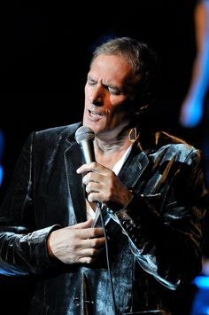 Michael Bolton .... my other guilty pleasure:)   still love him <3