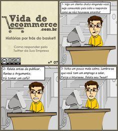 Twitter de sua Empresa #ecommerce