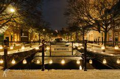 Romeerbrug, zuiderhavendijk.