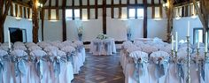 Smeetham Hall Barn Romantic Wedding Venue in Essex
