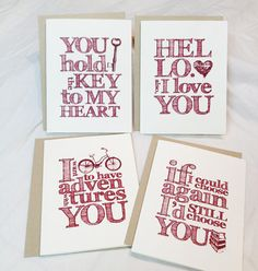 #papercraft #Valentines #cards