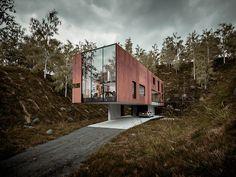 hyde hyde + arquitectos diseñan una casa para un fotógrafo