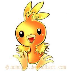 Cutes Torchic Pokemon Emerald, Pikachu, Cute, Fictional Characters, Kawaii, Fantasy Characters