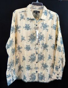 North River Outfitters Floral Crochet Lace Shirt Western Blouse NWT XL Ladies  our prices are WAY BELOW RETAIL! all JEWELRY SHIPS FREE! www.baharanchwesternwear.com baha ranch western wear ebay seller id soloedition