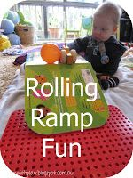 Baby Play: Rolling Ramp Fun