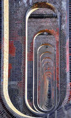 Balcombe viaduct, Sussex, England