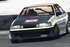 LOOKING ae86.